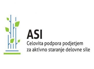 ASI Celovita podpora podjetjem za aktivno staranje delovne sile